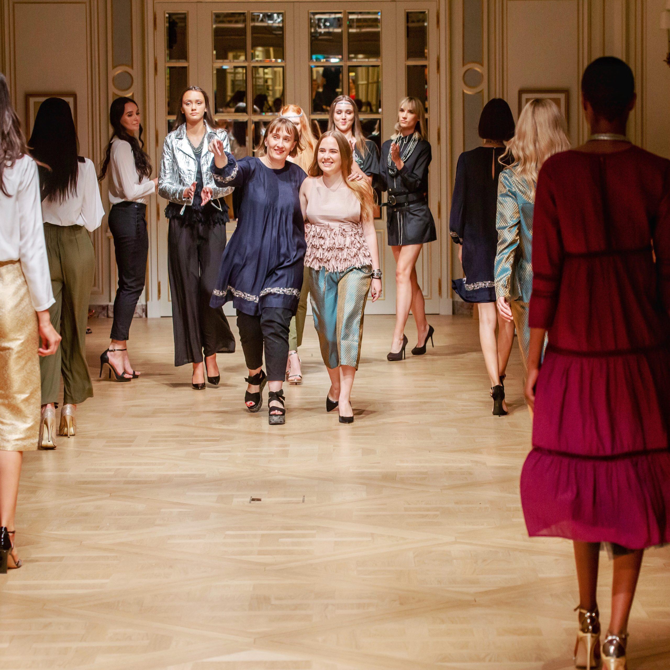 Fashion Show RITZ Frédérique et Loane