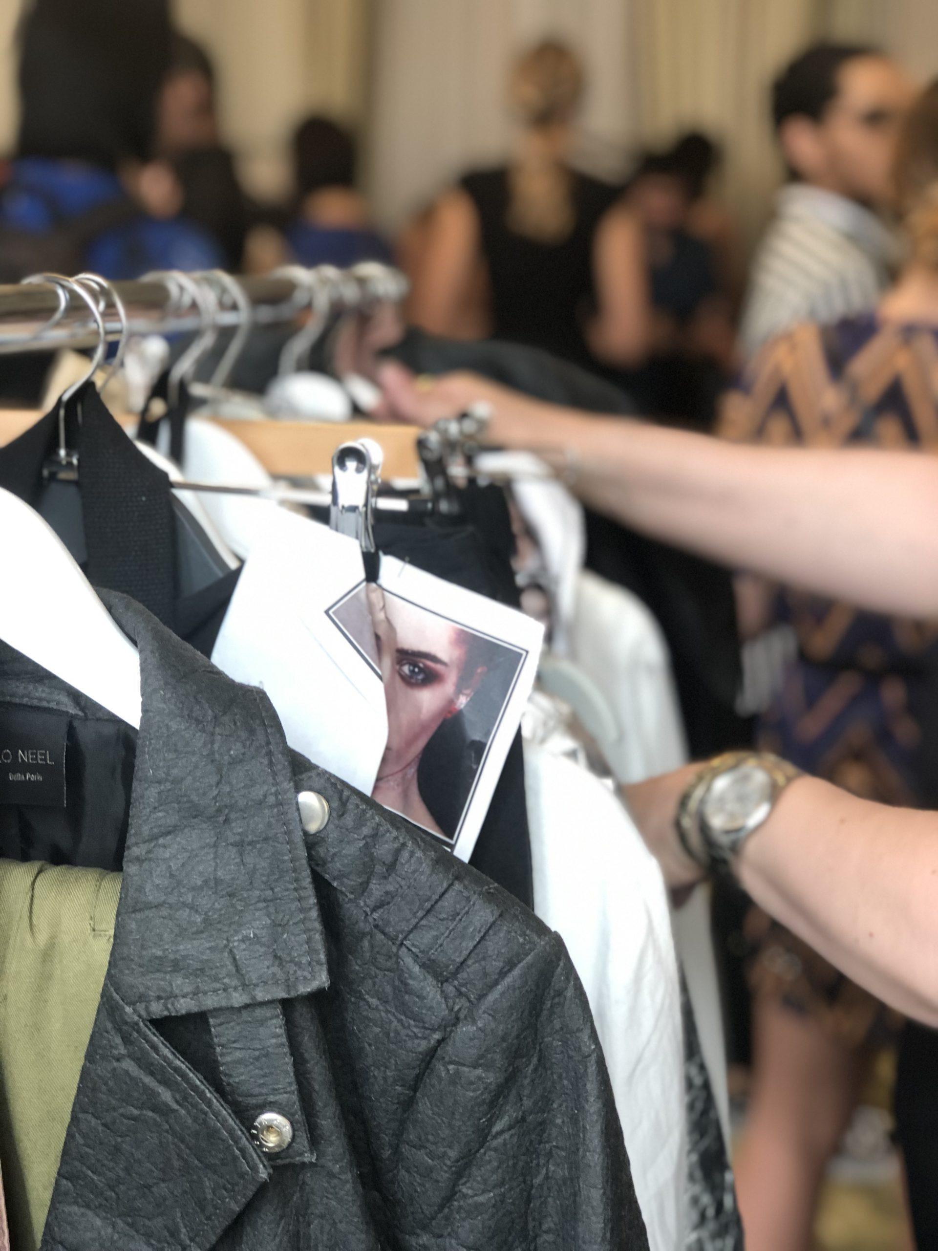 Fashion Show RITZ Backstages