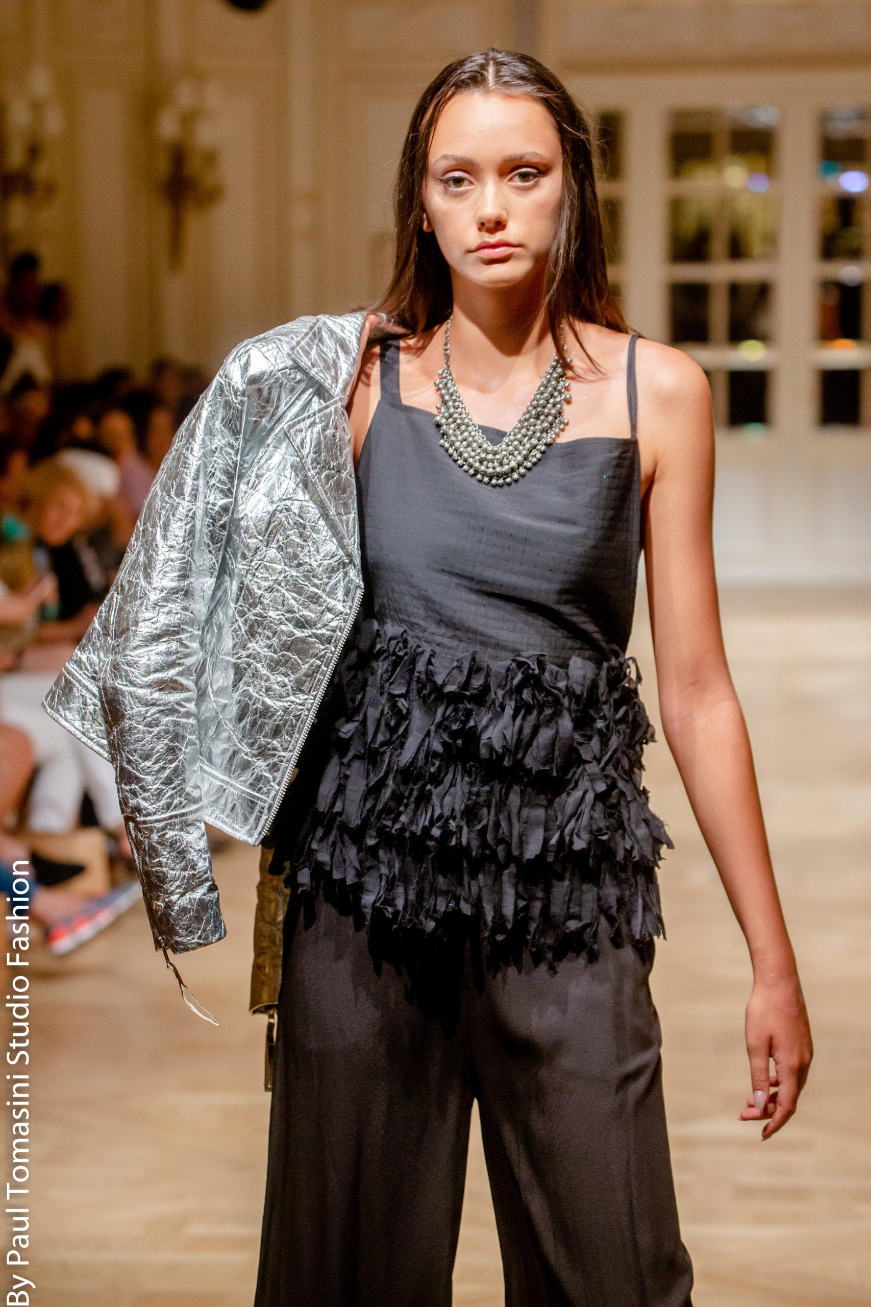 Fashion Show RITZ Veste Ananas