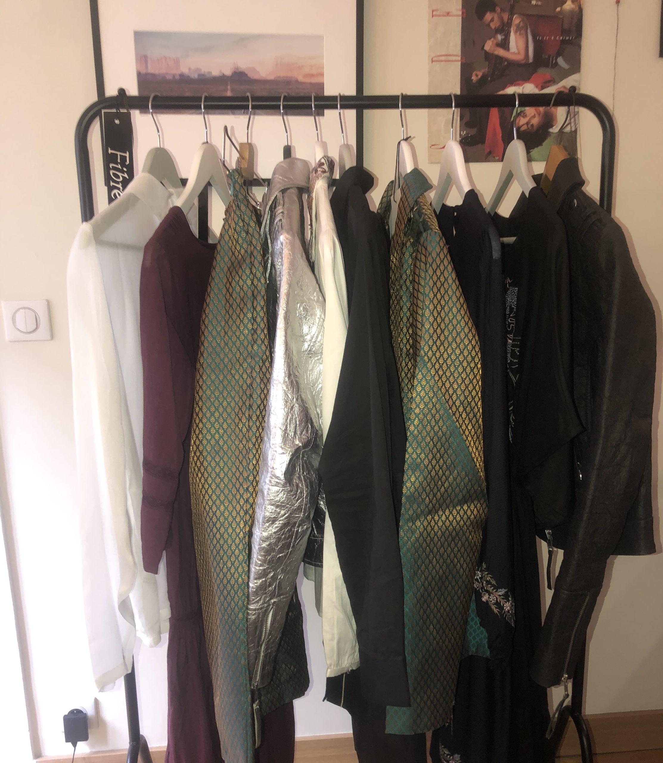Showroom Lo Neel vêtements