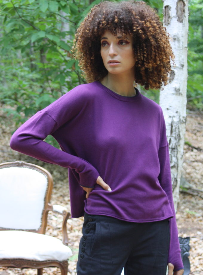 Charline 1 purple