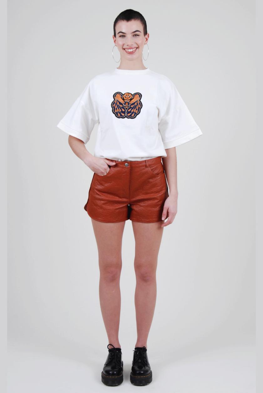 Be White t-shirt